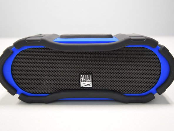 Altec Lansing BoomJacket 2 Disassembly