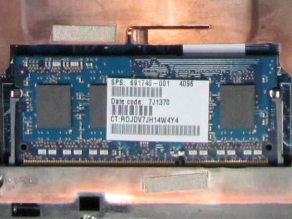 HP Pavilion Touchsmart 11z-e000 RAM Replacement