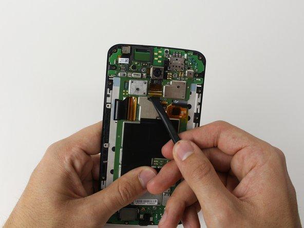 Nexus 6 Rückkamera austauschen