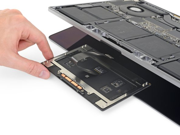 "MacBook Pro 15"" Touch Bar 2019 Trackpad Replacement"