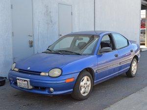 1995-1999 Dodge Neon Repair