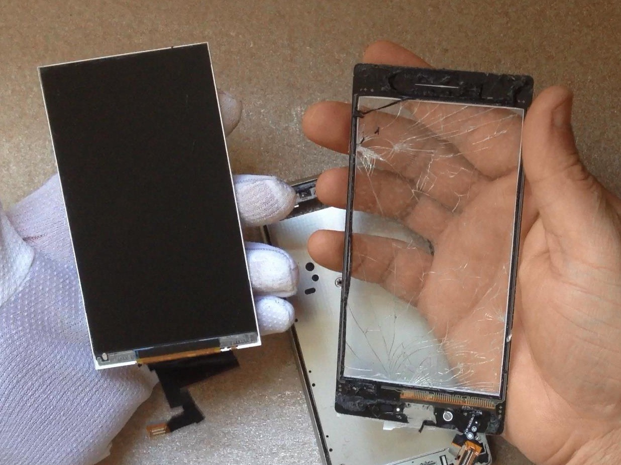Sony Xperia M2 Touchscreen Replacement Ifixit Repair Guide Ericsson