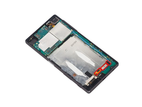 Image 1/3: Remove motherboard.