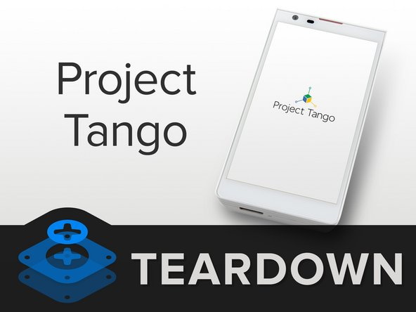 Project Tango is basically a camera and sensor array that happens to run on an Android phone. Google didn't share many specs beyond the camera array, but we dug up a little more: