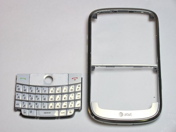 Blackberry Bold 9000 Keyboard Replacement