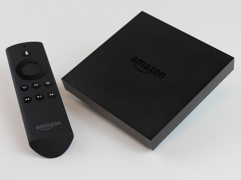 Why isn't there any image on the screen? - Amazon Fire TV