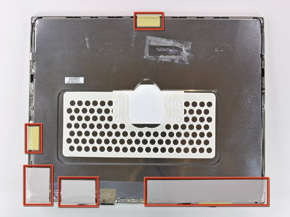 "iBook G4 14"" 933 MHz-1.33 GHz LCD Cover Replacement"