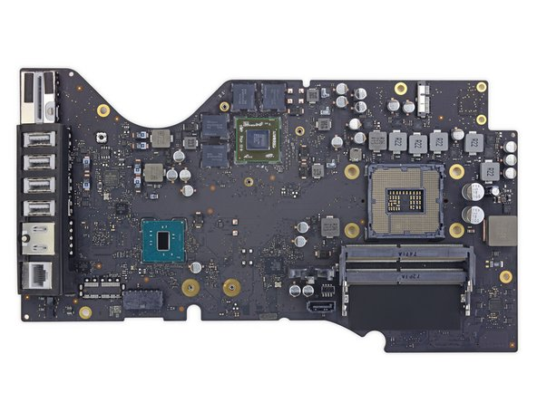 "iMac Intel 21.5"" Retina 4K Display (2017) Logic Board Replacement"