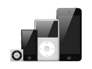 Reparación de  iPod