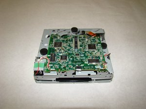 CD Drive Motherboard