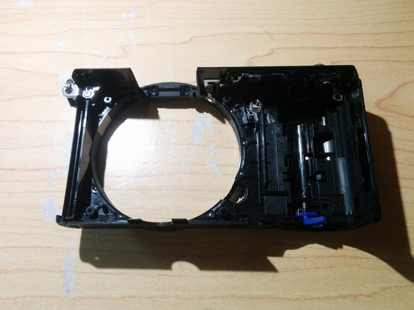Remove Image Sensor Assembly