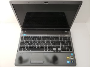 Sony Vaio PCG-81114L Repair