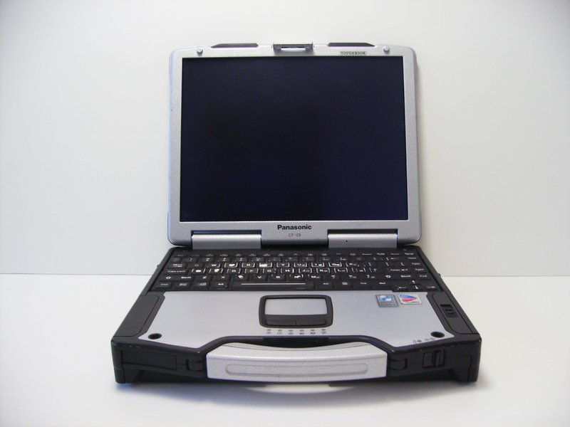 Touch screen driver install. - Panasonic Toughbook CF-29 - iFixit