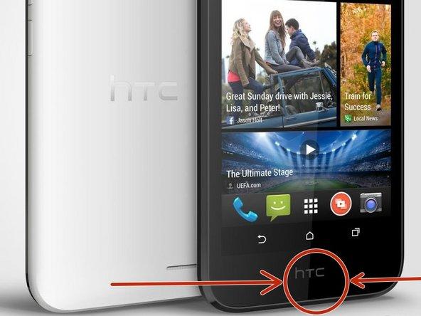 HTC Desire 310 Micro USB Port Replacement