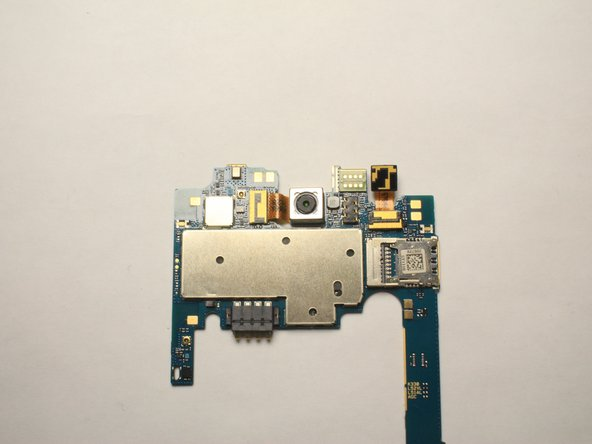 LG Treasure Rear Camera Replacement