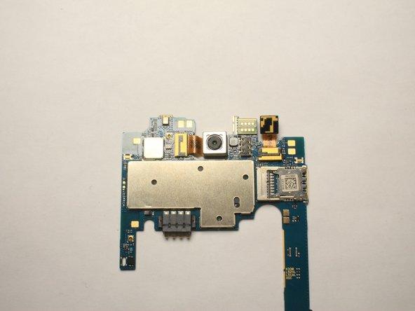 LG Treasure Rear Camera Replacement