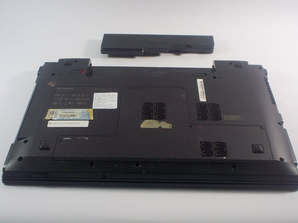 Lenovo Essential B570 Battery Replacement