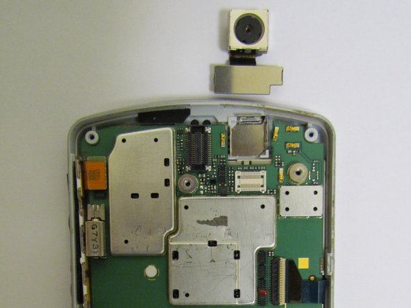 Motorola Q Global Camera Replacement