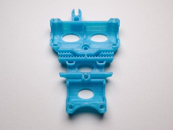 Skelestruder for Prusa MK3 Printing Parts