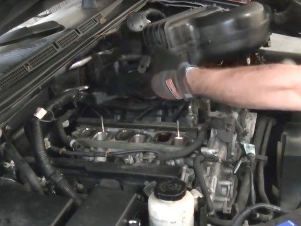 2005-2015 Nissan Xterra Spark Plug Replacement
