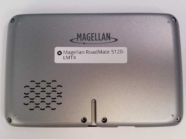 Magellan RoadMate 5120-LMTX Back Cover Replacement