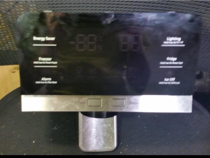 Samsung French Door Frg297hdrs Xaa Ice Water Dispenser