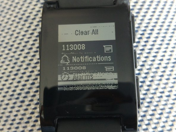 This is a guide to fix the E-Paper tearing in Pebble 301BL devices.