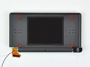 Rear Display Bezel