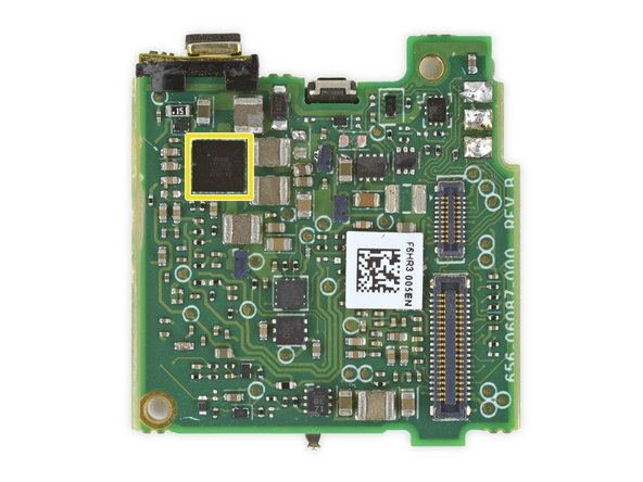 Micron JWB25 NAND Flash + LPDDR2 MCP