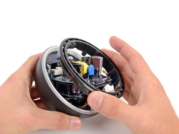 Google Nexus Q teardown