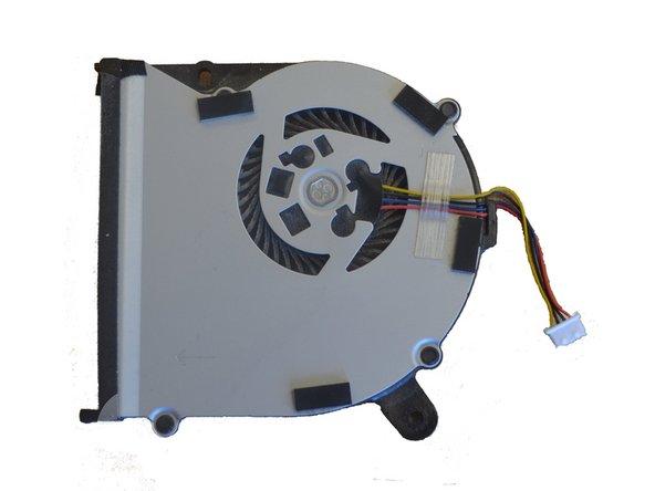 Laptop Cooling Fan - 13N0-P1A0K11 Main Image