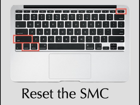 If your Mac has a removable battery, skip  this step and go to step 2.