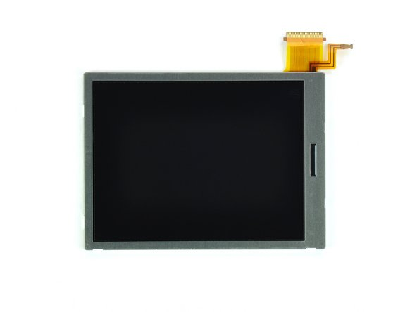 Nintendo 3DS Lower LCD Replacement