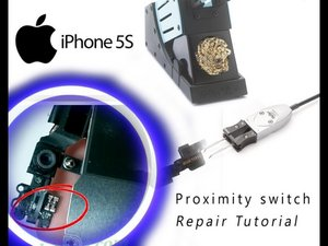 How to fix proximity sensor iPhone 5s
