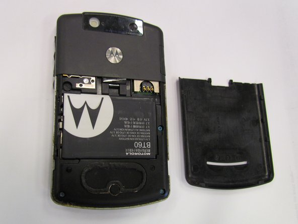 Motorola Q Global Battery Replacement