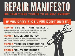 Repair Technicians' Creed