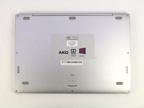 Xiaomi Air 12 Rear Casing Replacement