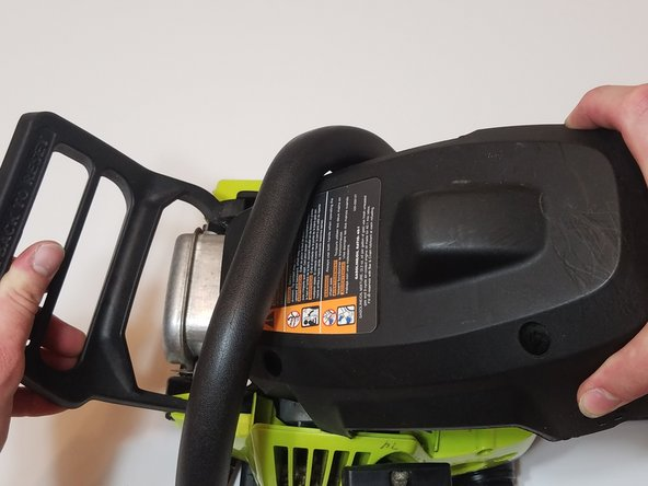 Poulan P3314 2-Cycle Chainsaw: Replace Primer Bulb, Fuel Lines, and