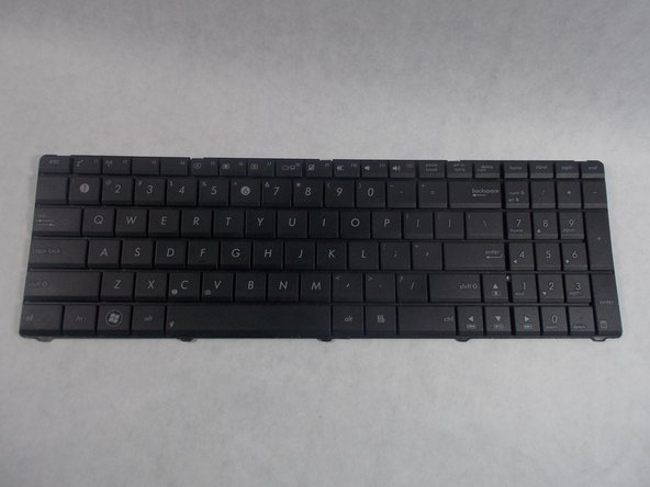 Asus A53U-ES21 Keyboard Replacement