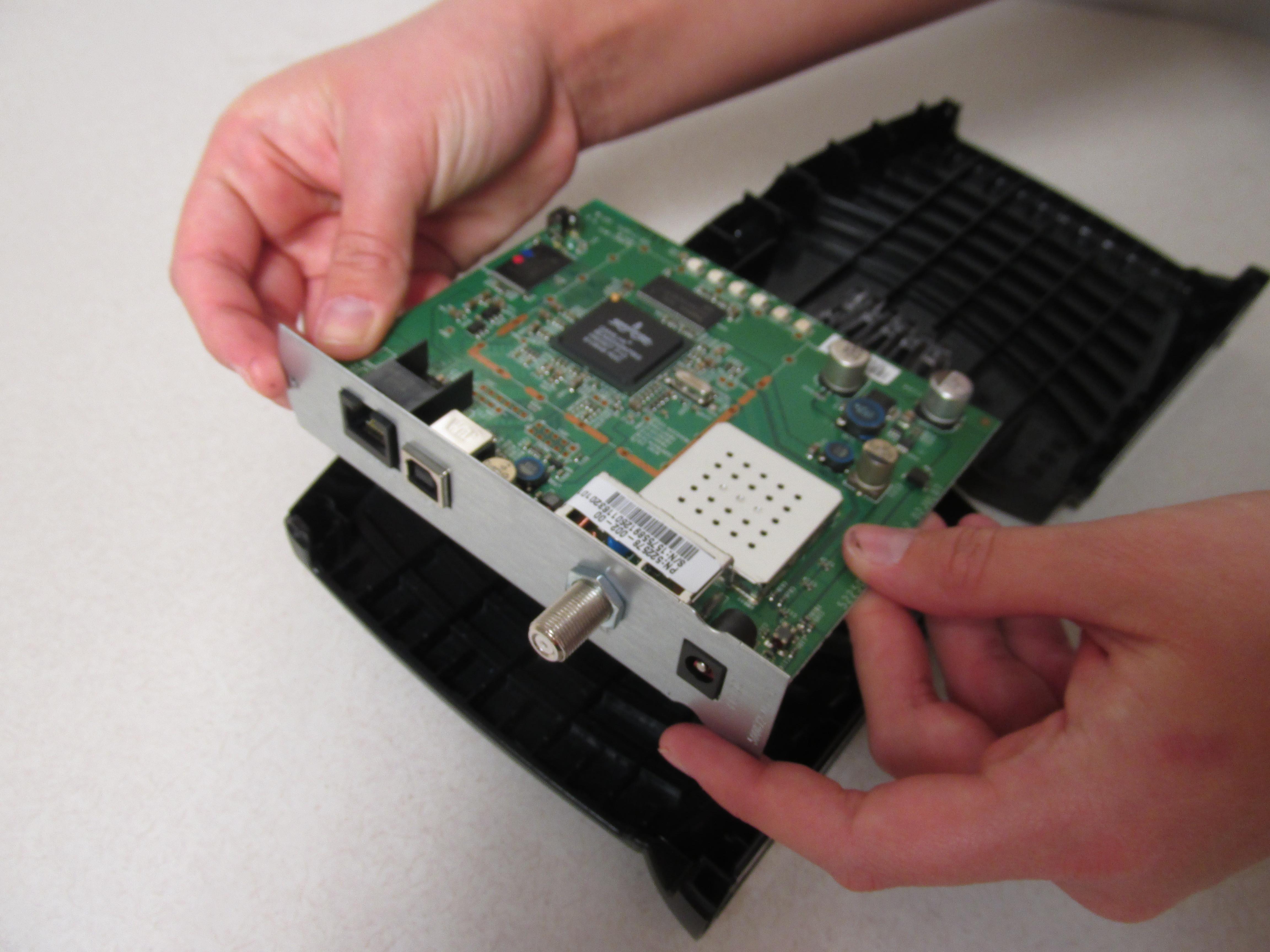 Motorola Surfboard Sb5101 Motherboard Replacement Ifixit