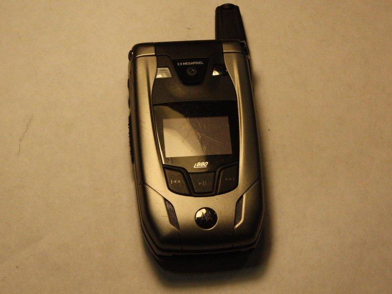 motorola nextel i880 repair ifixit rh ifixit com Nextel 1880 TracFone Flip Phones