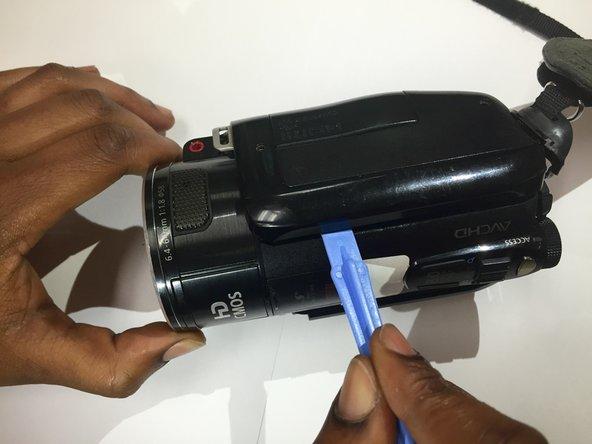Image 1/3: Remove the plastic casing.