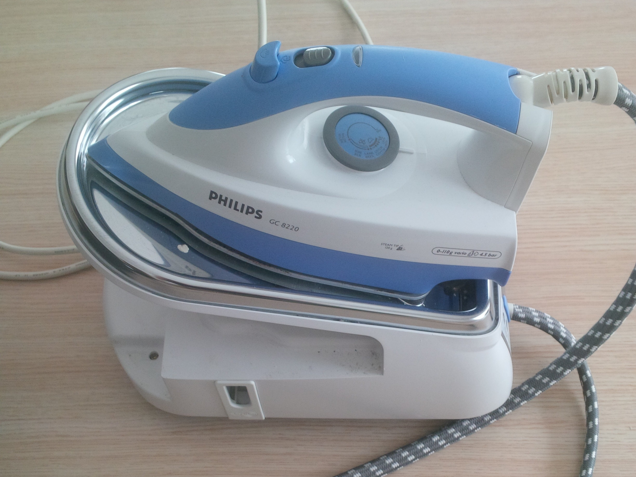 First Non Electric Steam Iron ~ Philips pressurised steam generator gc teardown ifixit