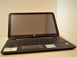HP 15-f162dx Repair