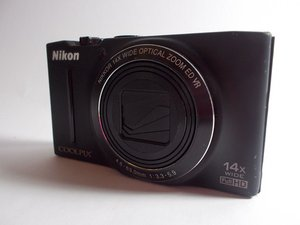 Nikon Coolpix S8200 Troubleshooting