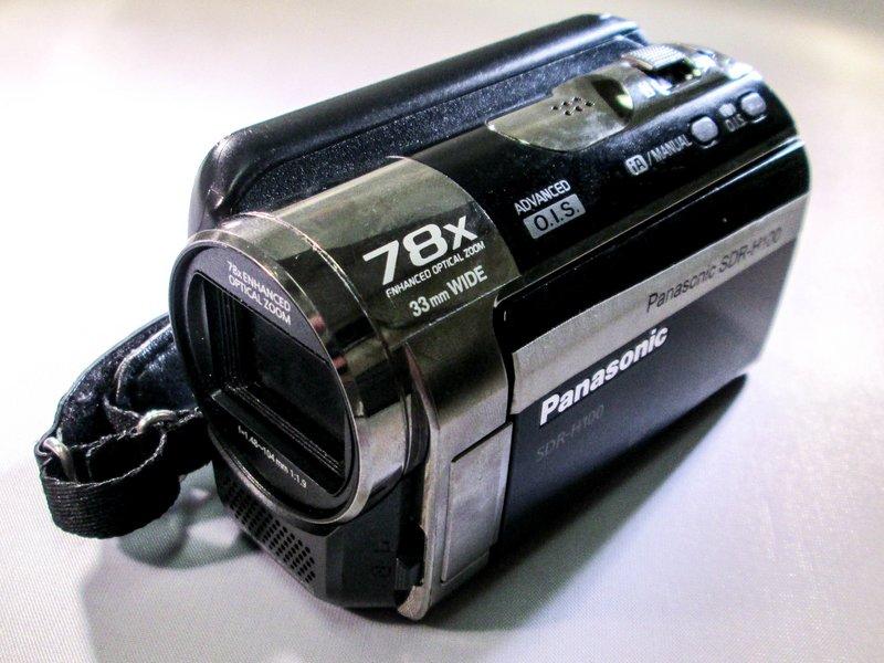 panasonic sdr h 100 repair ifixit rh ifixit com Panasonic PV Panasonic PV-BP18 P-V611 Battery Pack
