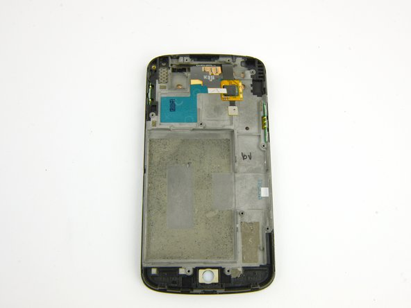 Nexus 4 Display Assembly Replacement