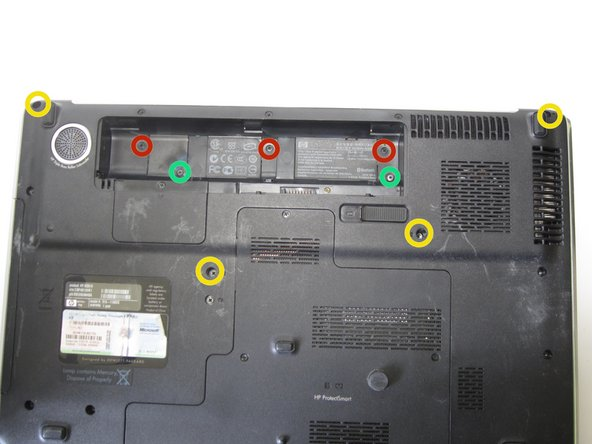 HP HDX 16-1160US Keyboard Replacement