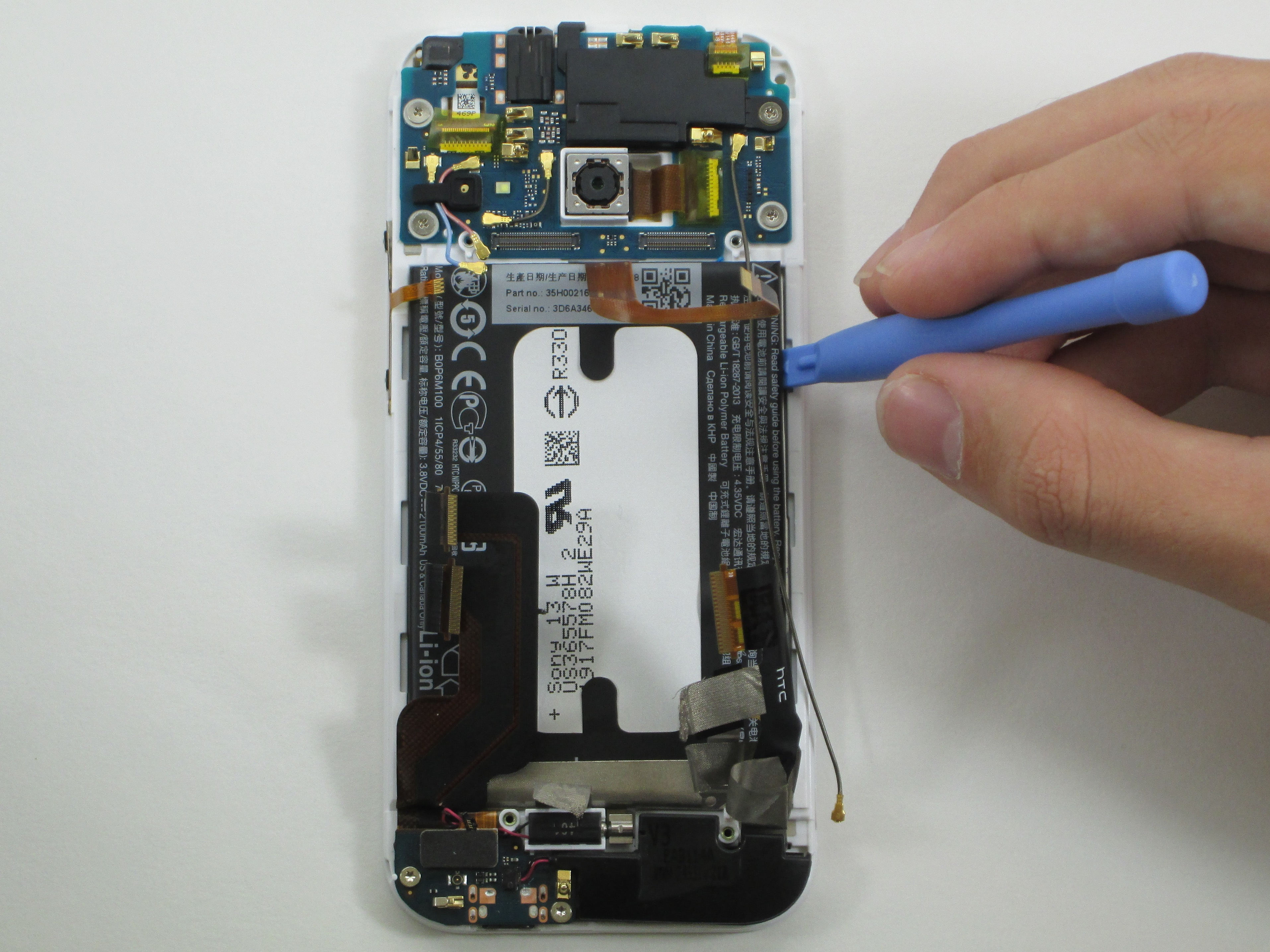 Htc One Mini 2 Battery Replacement Ifixit