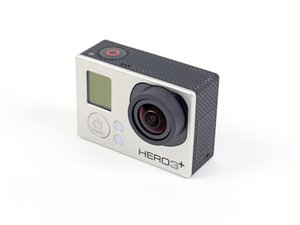 GoPro Hero3+ Silver Edition Repair